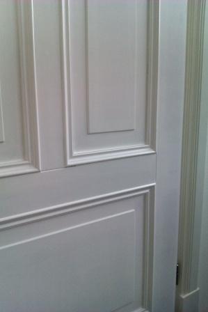 bekleding van standaard vlakke board deur (2)