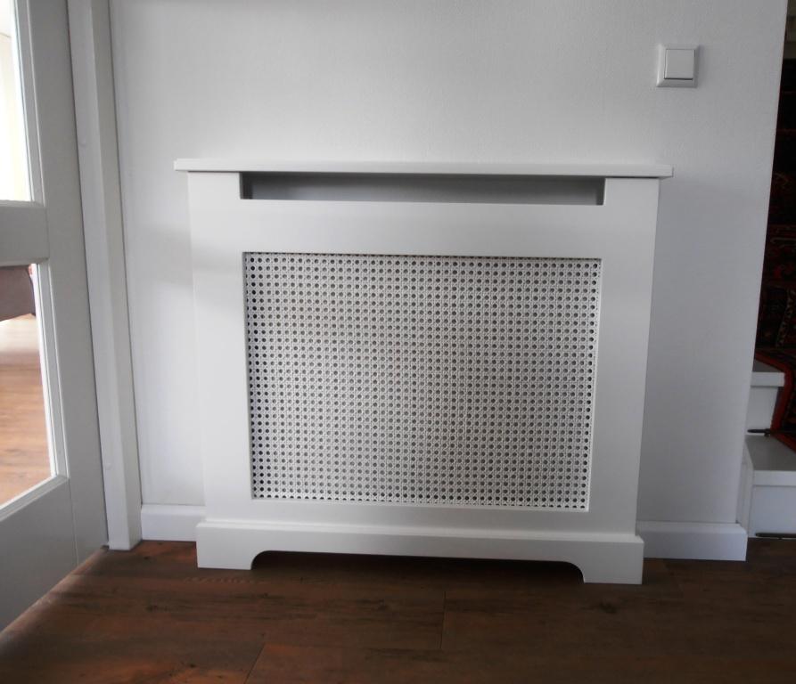 radiatorkast met webbing