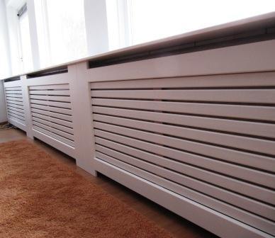 radiatorombouw met lattex (3)