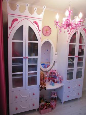 kasten prinsessen kamer