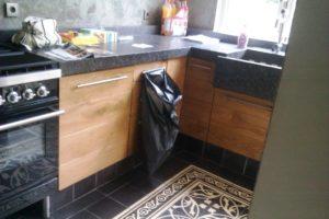 keuken voor de metamorfose