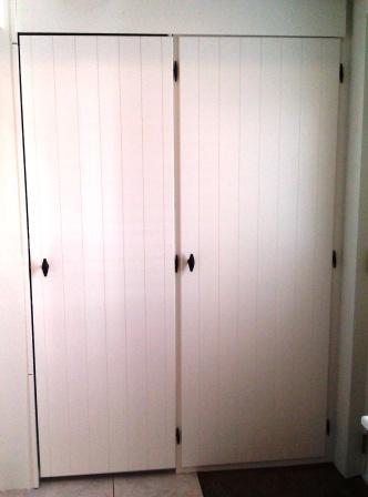 mdf gangkast deuren