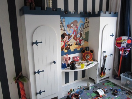 mickey mouse thema