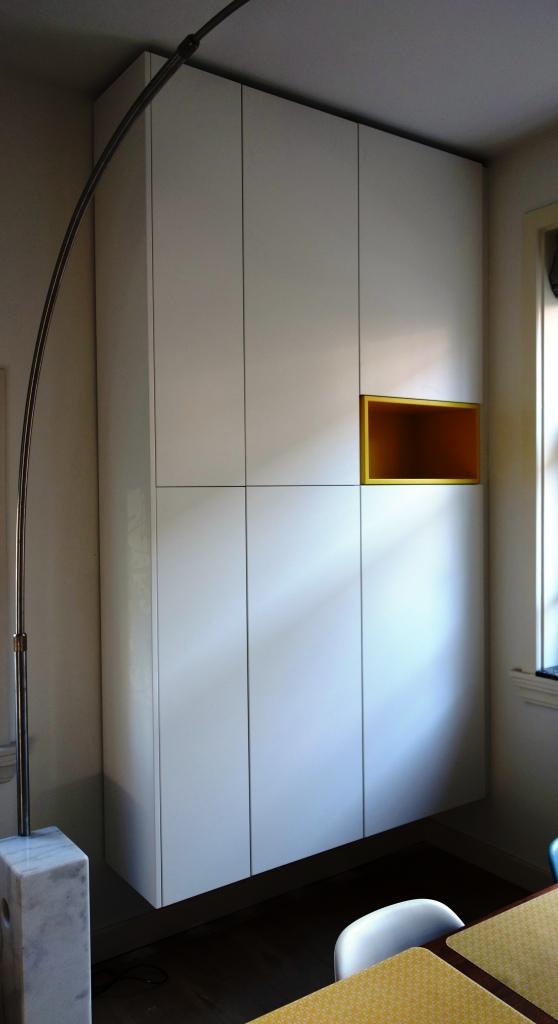 moderne wandkast
